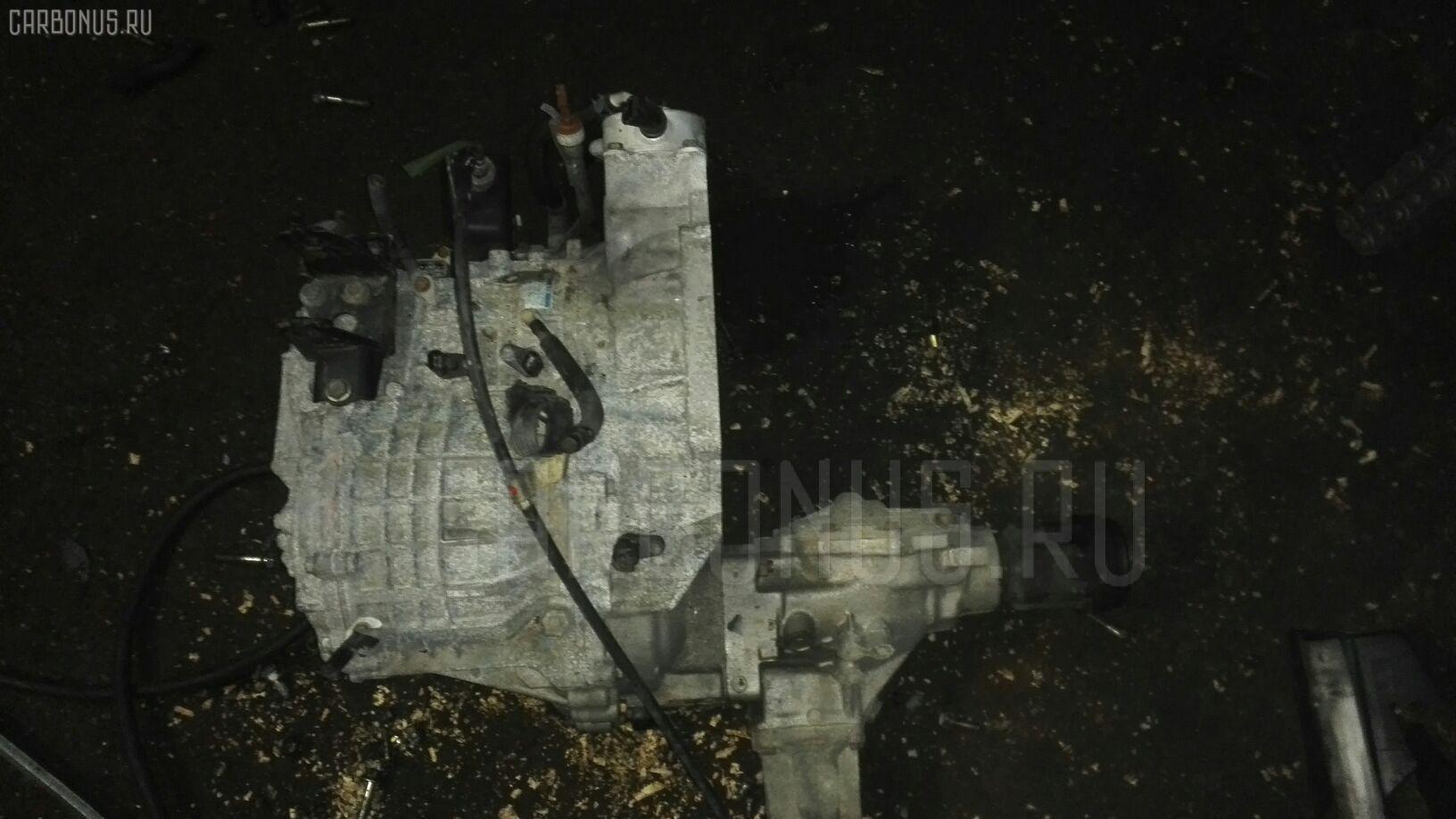 КПП автоматическая TOYOTA ISIS ANM15G 1AZ-FSE. Фото 6
