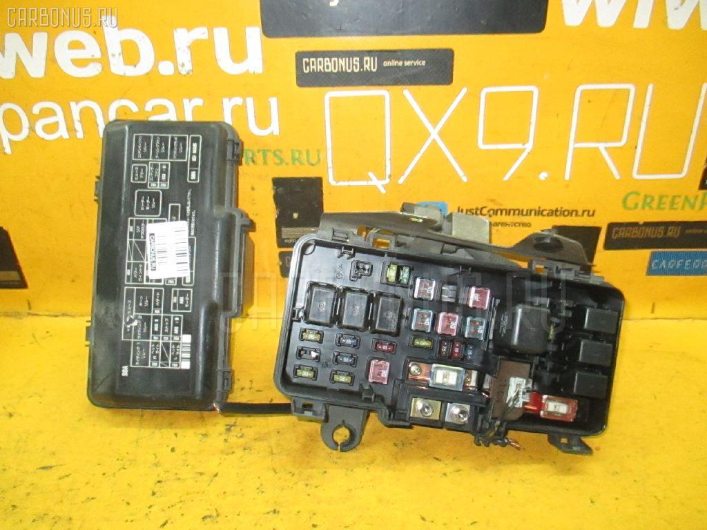 Блок предохранителей HONDA ACCORD CF4 F20B. Фото 6