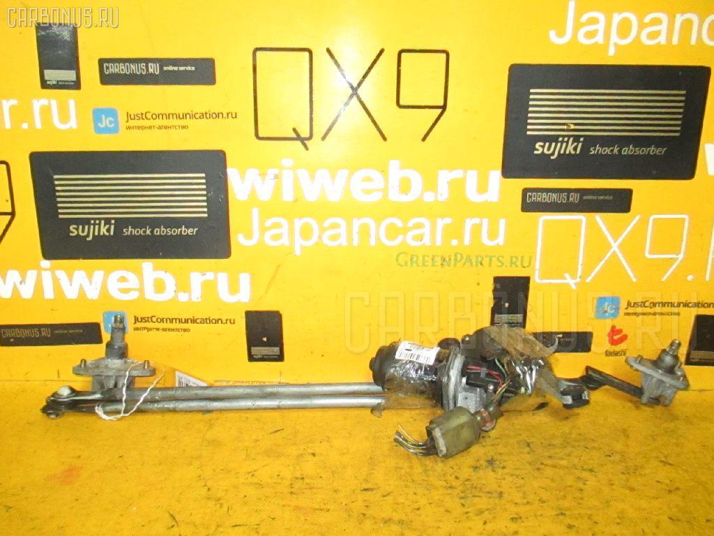 Мотор привода дворников SUBARU FORESTER SF5. Фото 7
