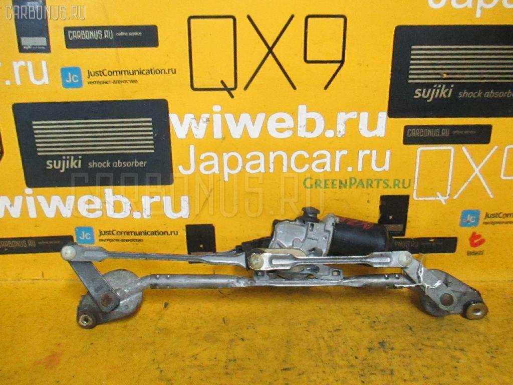 Мотор привода дворников TOYOTA COROLLA SPACIO NZE121N. Фото 2