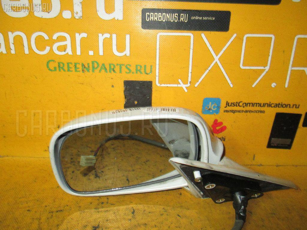 Зеркало двери боковой TOYOTA MARK II JZX100 Фото 1