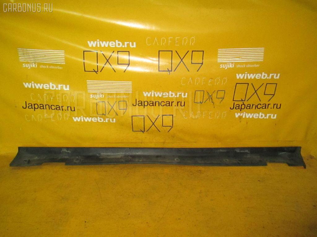 Порог кузова пластиковый ( обвес ) HONDA AVANCIER TA1 Фото 2