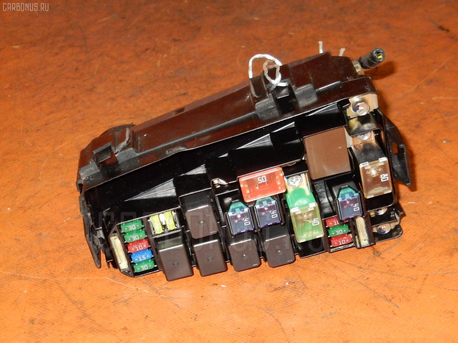 Блок предохранителей HONDA FIT GD1 L13A Фото 2