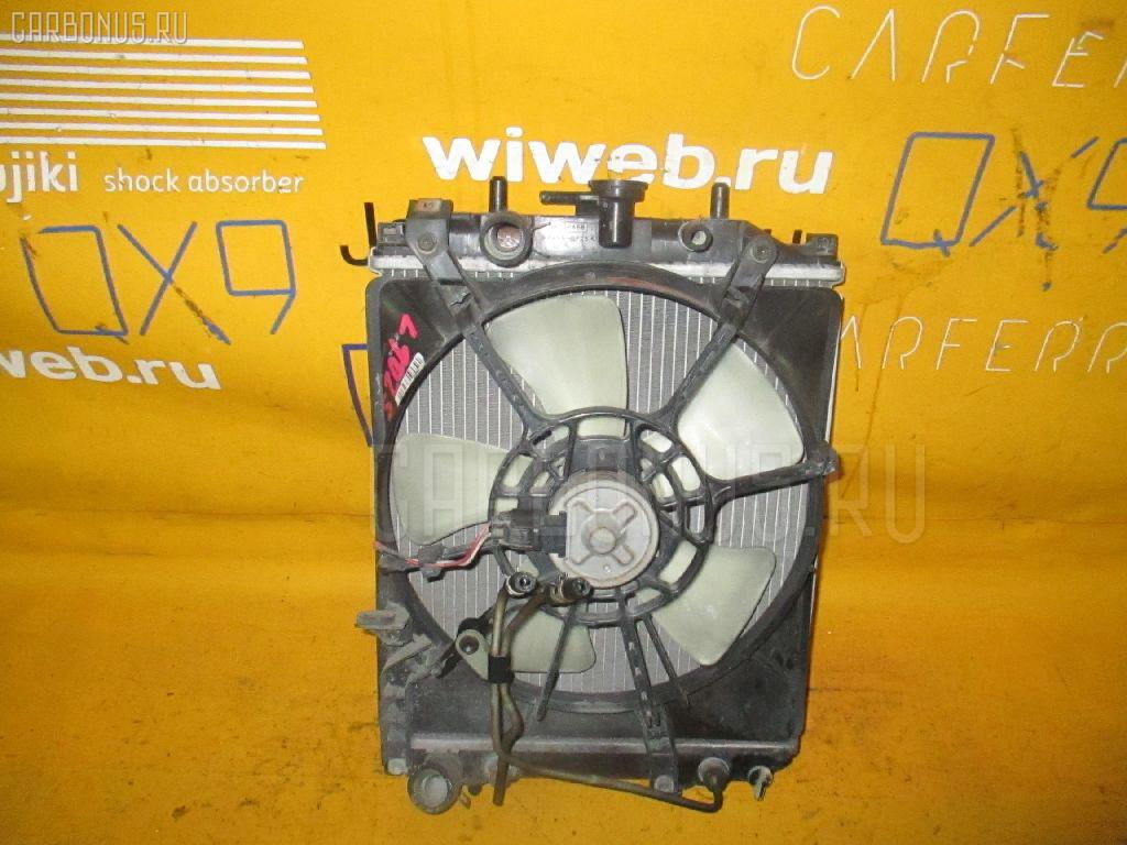 Радиатор ДВС DAIHATSU MOVE L902S JB-DET Фото 1