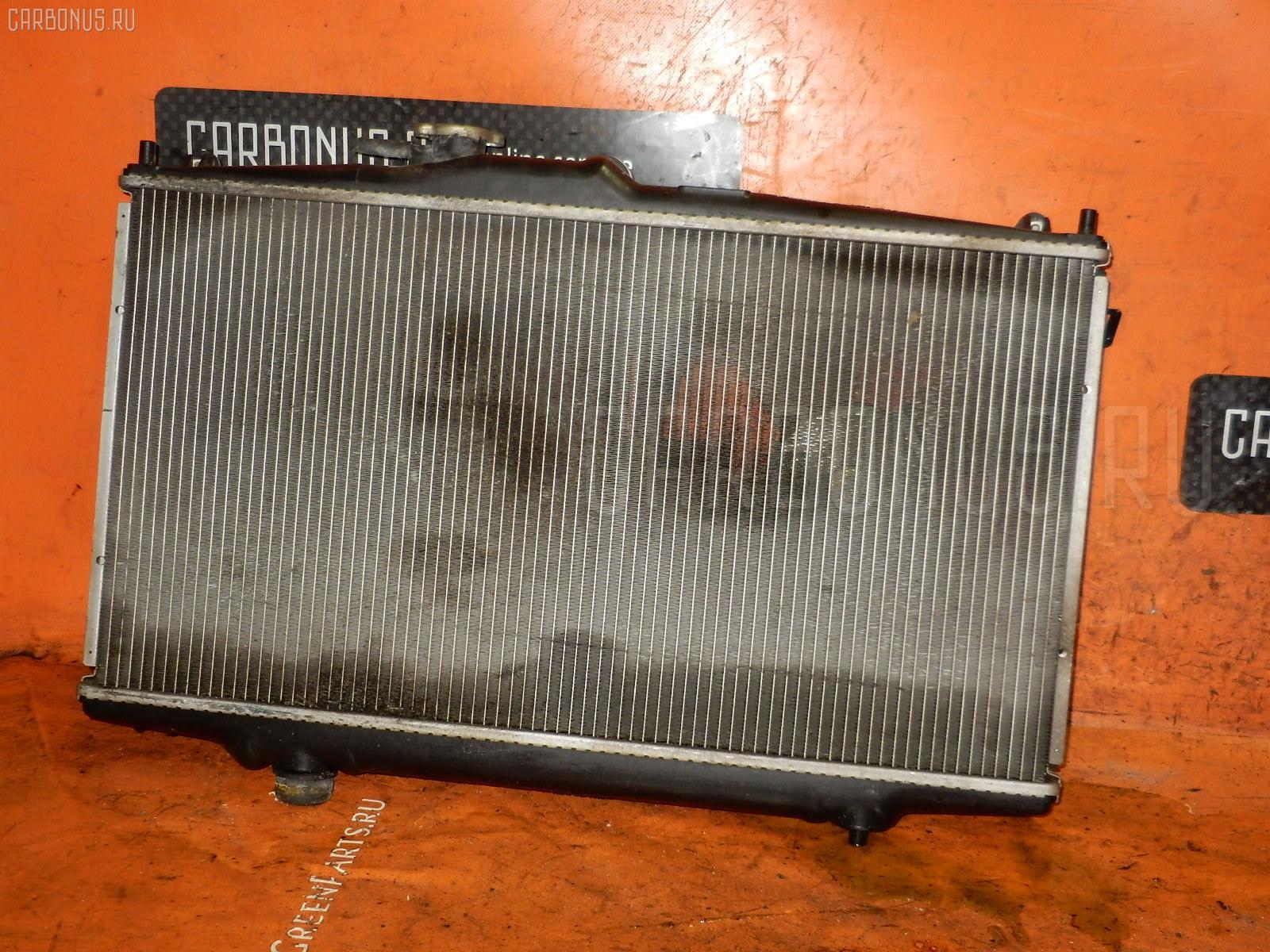 Радиатор ДВС HONDA ACCORD CF6 F23A. Фото 3