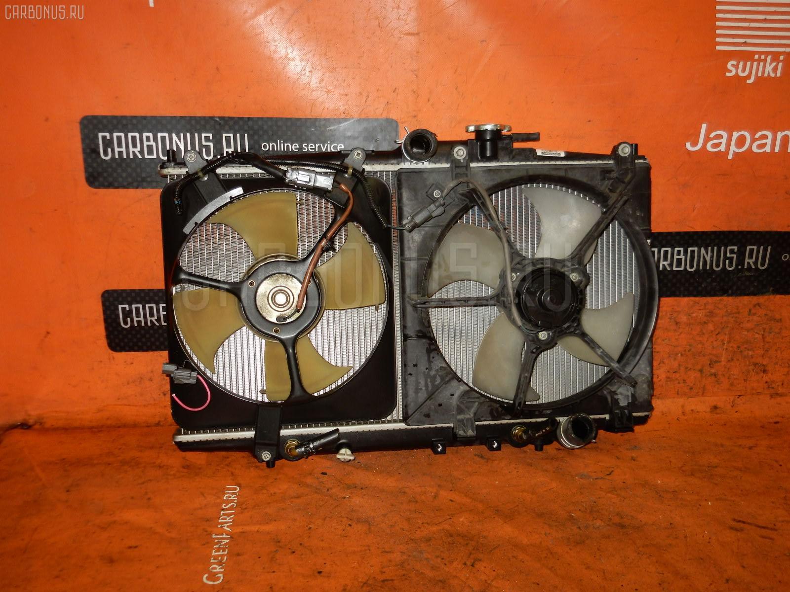 Радиатор ДВС HONDA ACCORD CL3 F20B. Фото 10