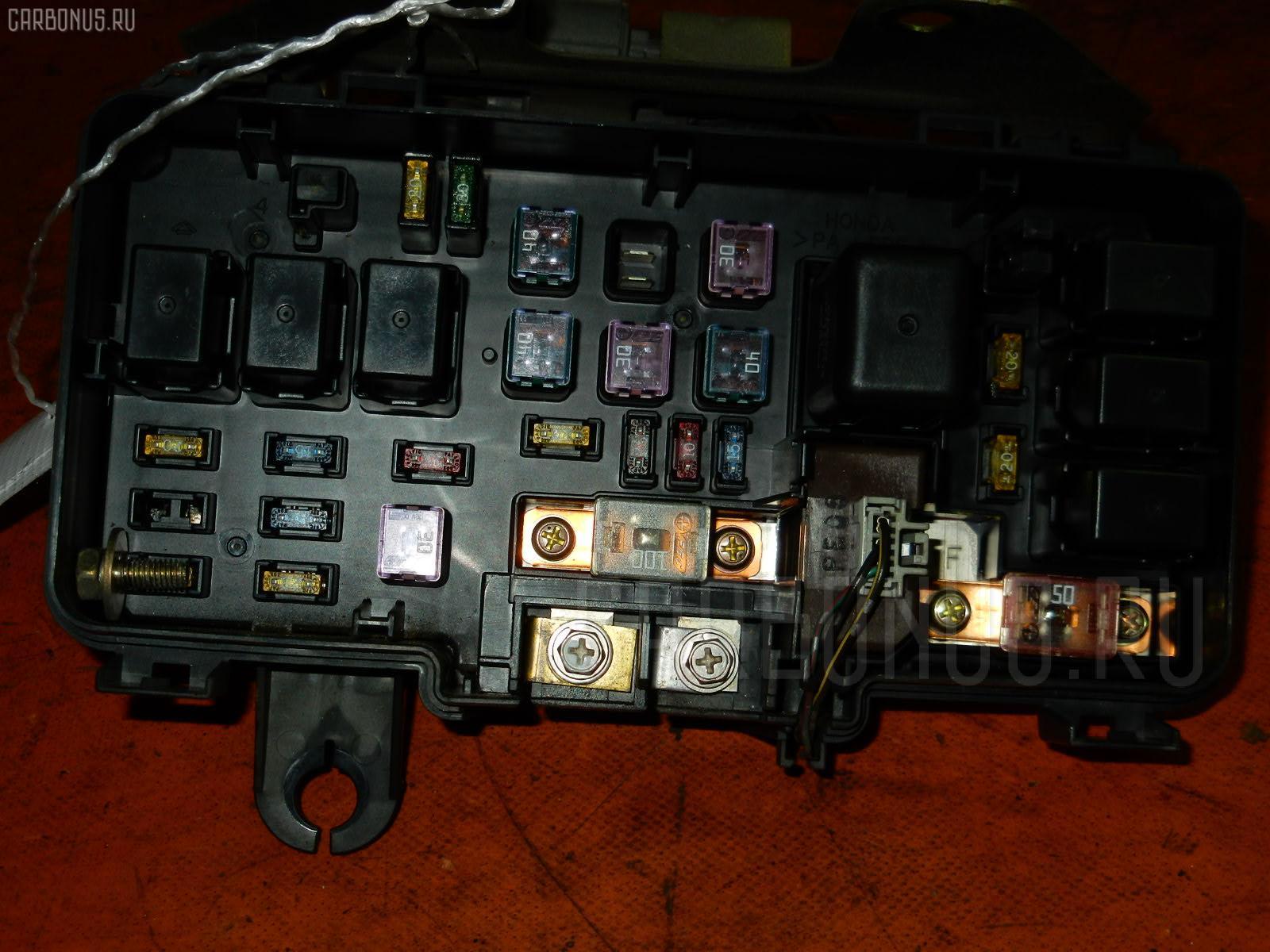 Блок предохранителей HONDA ACCORD CF6 F23A Фото 2