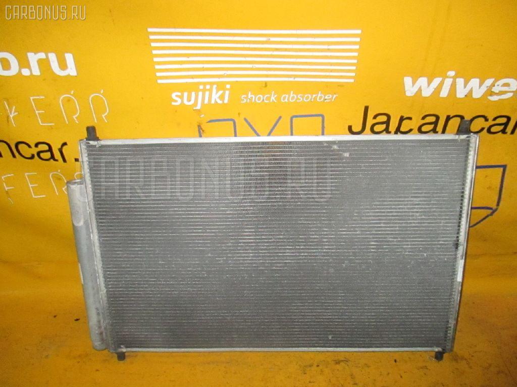 Радиатор кондиционера TOYOTA COROLLA FIELDER NZE141G 1NZ-FE. Фото 4