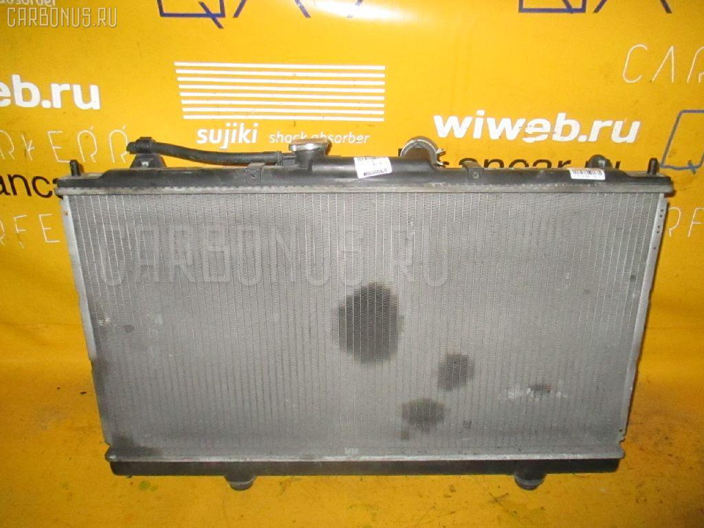 Радиатор ДВС MITSUBISHI LEGNUM EC1W 4G93. Фото 4