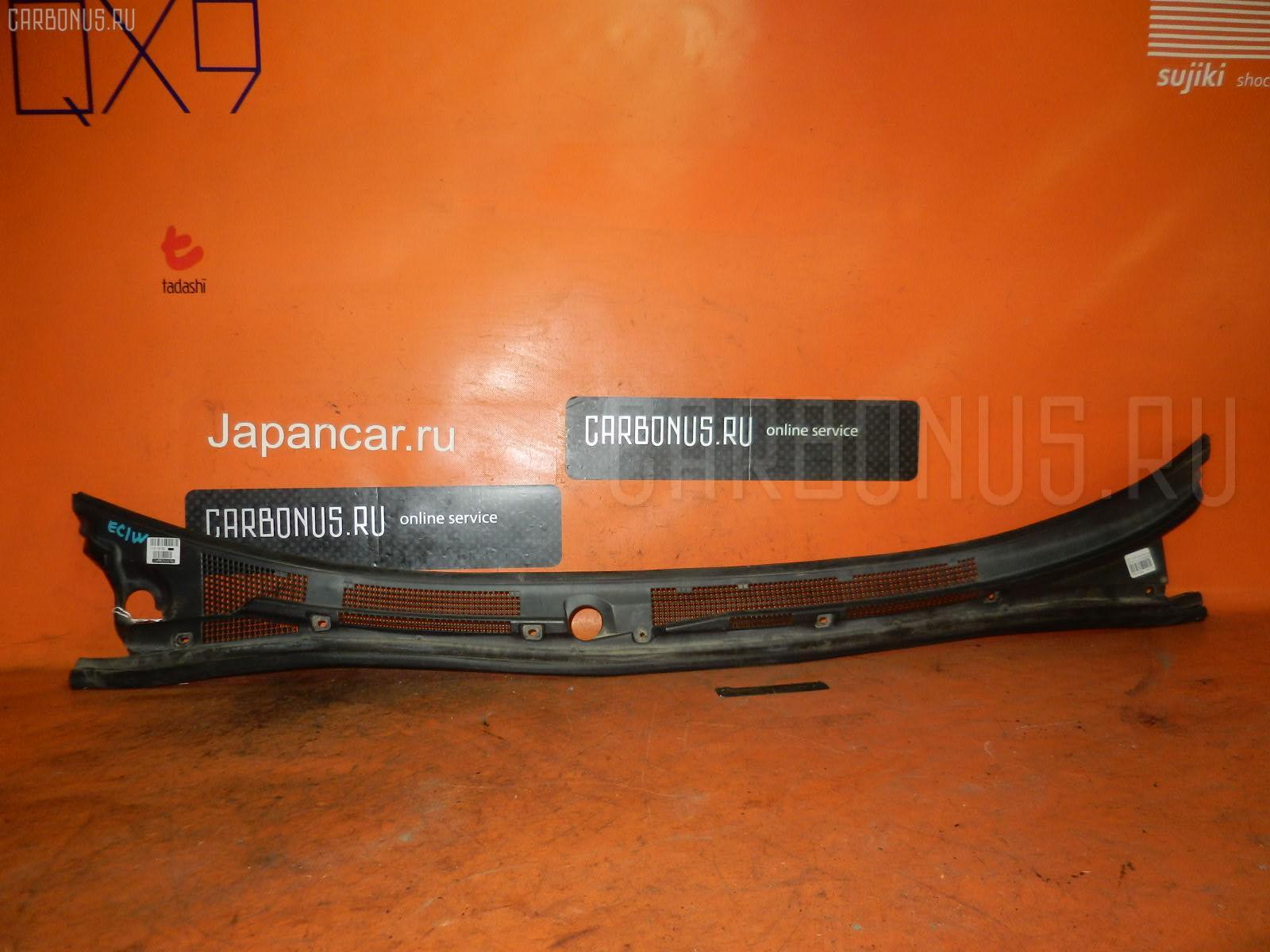 Решетка под лобовое стекло MITSUBISHI LEGNUM EC1W Фото 1