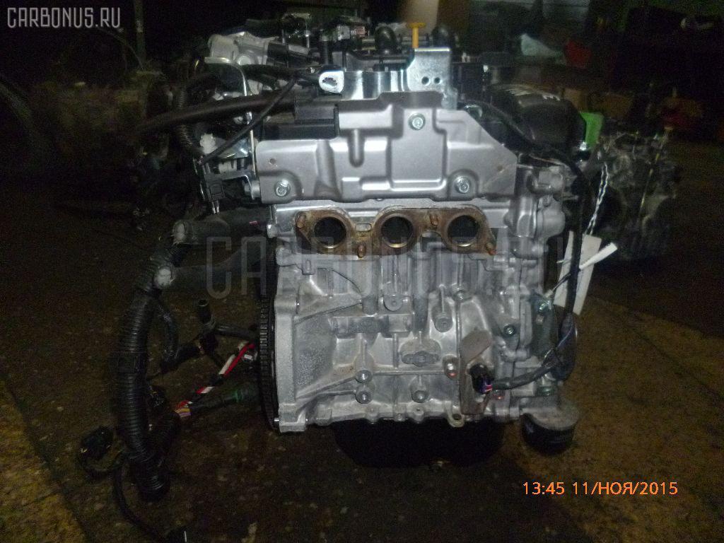 Двигатель NISSAN DAYZ ROOX B21A 3B20 Фото 9