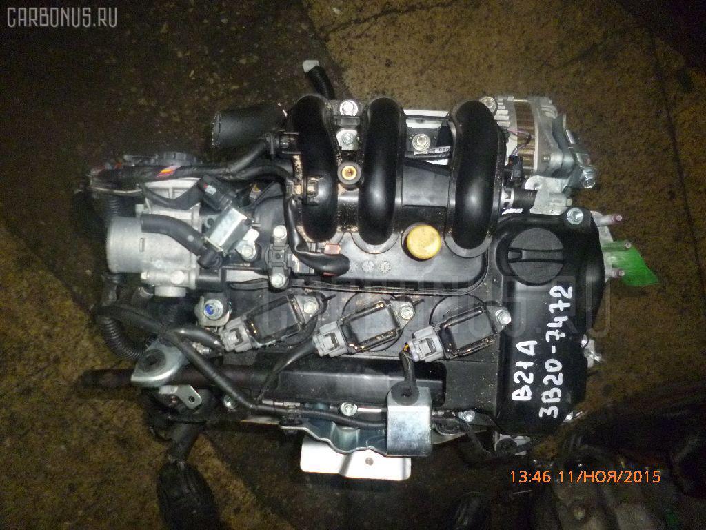 Двигатель NISSAN DAYZ ROOX B21A 3B20 Фото 11
