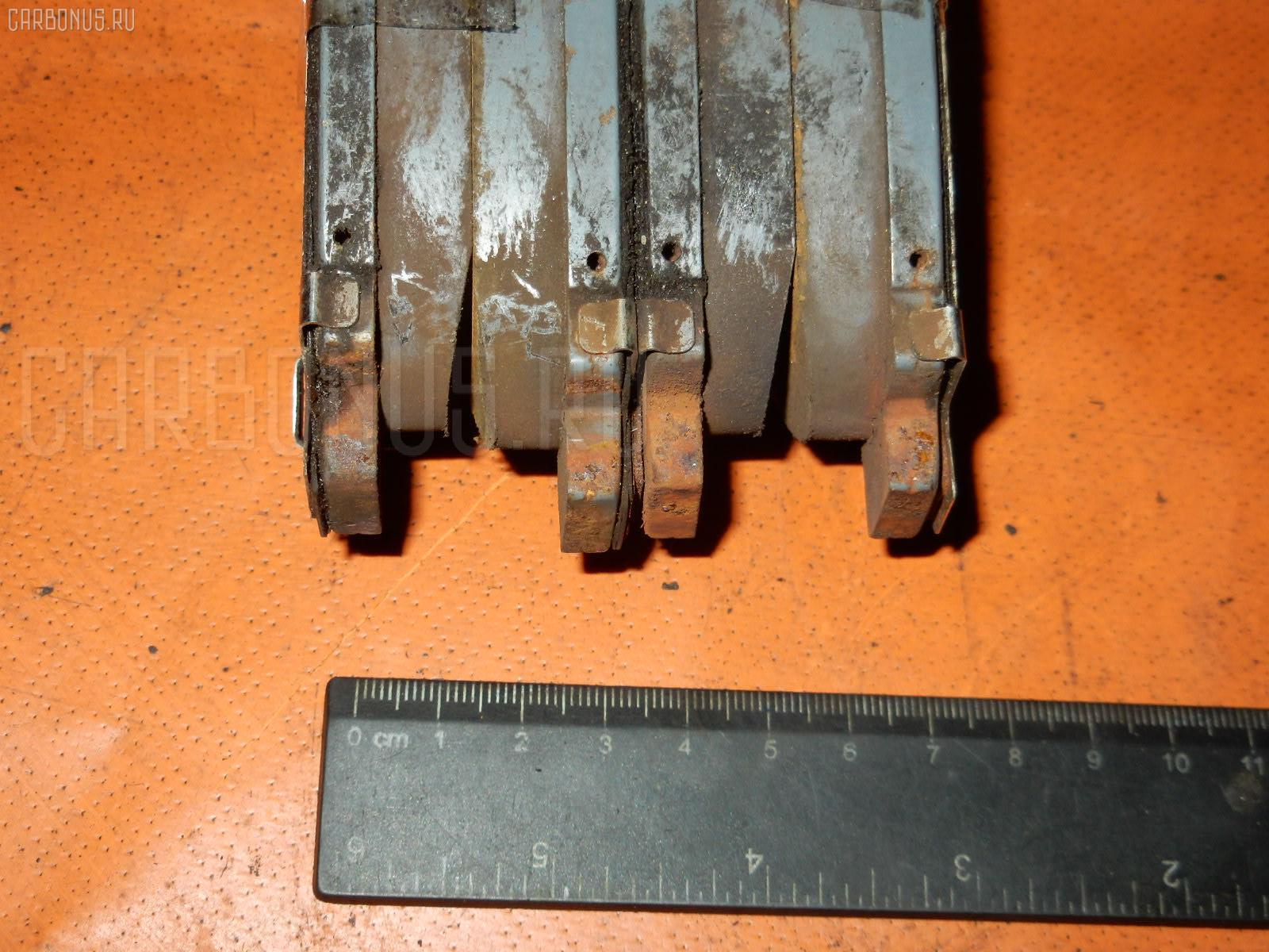 Тормозные колодки TOYOTA MARK II JZX100 1JZ-GE. Фото 6