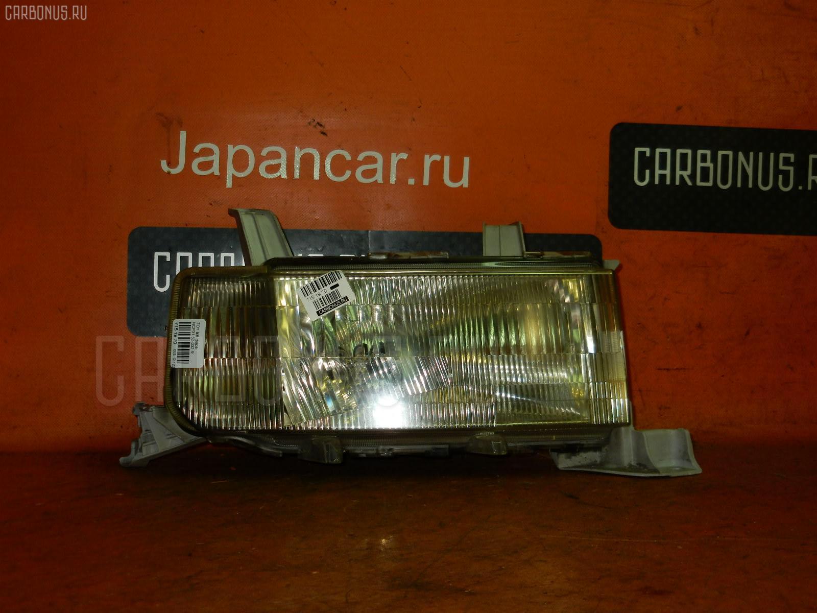 Фара Toyota Bb NCP31 Фото 1
