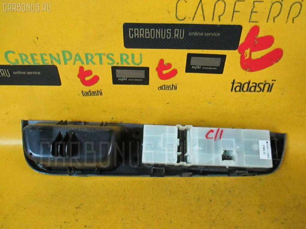Блок упр-я стеклоподъемниками NISSAN TIIDA C11 Фото 2