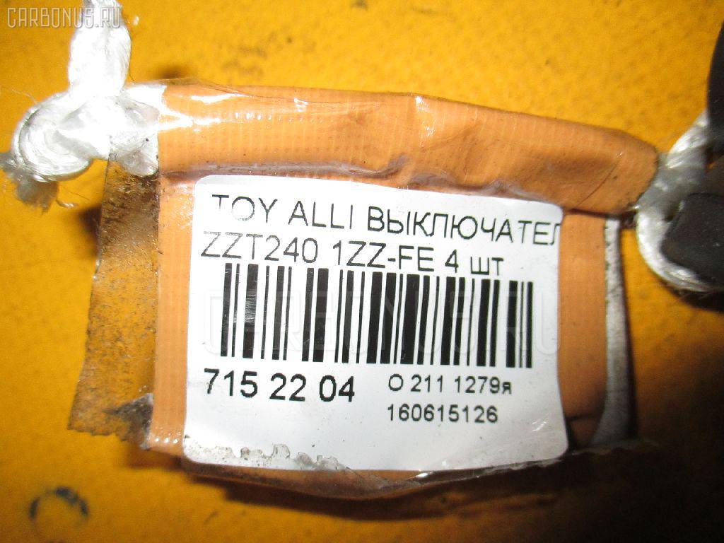 Выключатель концевой TOYOTA ALLION ZZT240 1ZZ-FE Фото 3