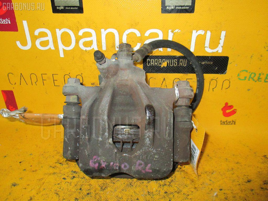 Суппорт TOYOTA GX100 1G-FE. Фото 6
