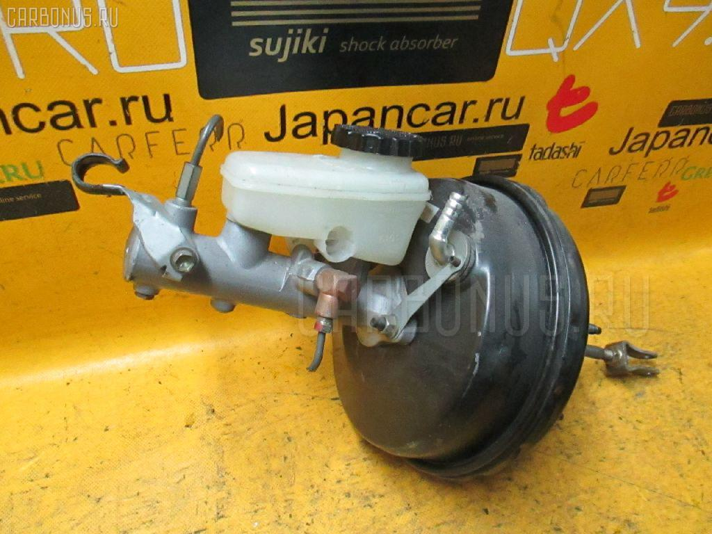 Главный тормозной цилиндр TOYOTA ALTEZZA SXE10 3S-GE. Фото 11