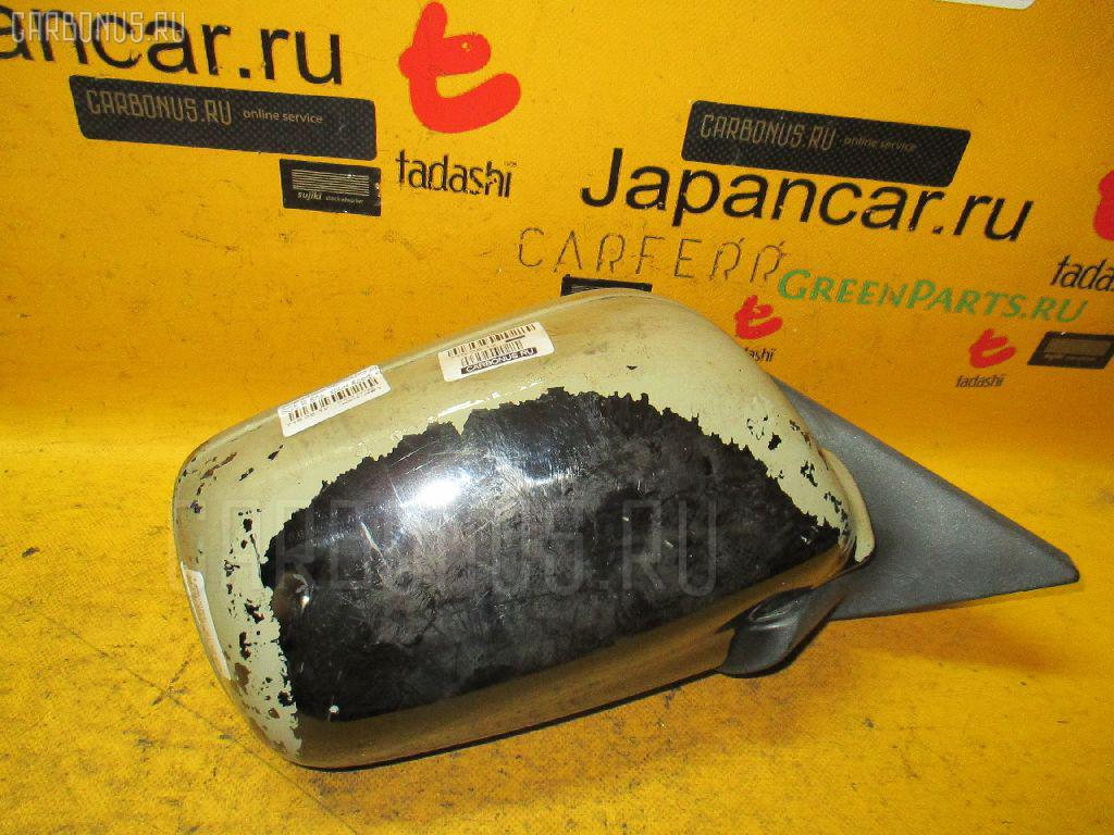 Зеркало двери боковой SUBARU FORESTER SG5 Фото 2