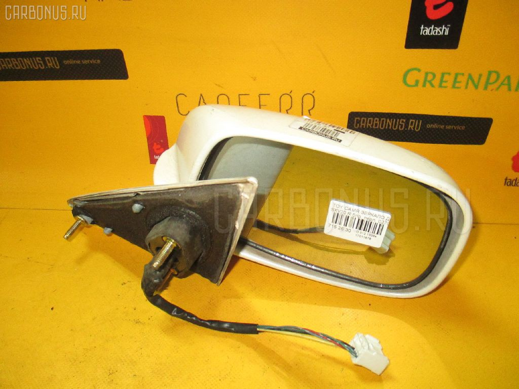Зеркало двери боковой TOYOTA CAMRY GRACIA SXV20. Фото 5