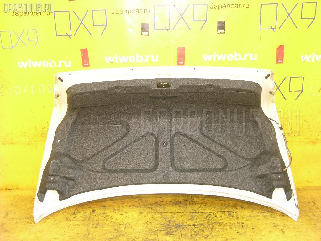 Крышка багажника Toyota Camry gracia SXV20 Фото 1