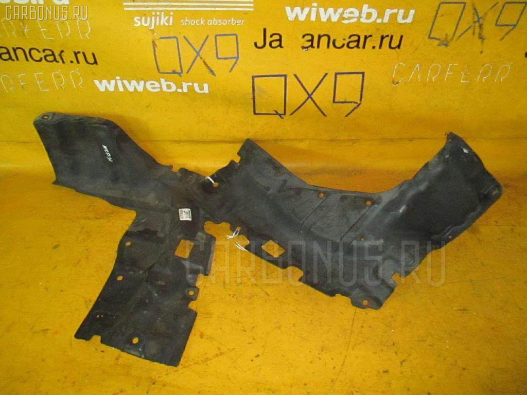 Защита двигателя TOYOTA BB NCP31 1NZ-FE Фото 1