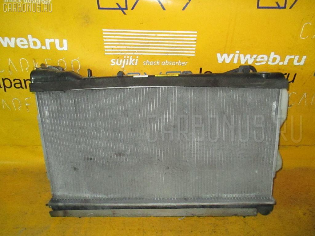 Радиатор ДВС SUBARU FORESTER SG5 EJ20T Фото 2