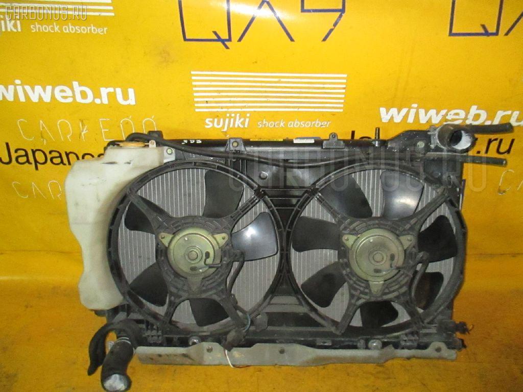 Радиатор ДВС SUBARU FORESTER SG5 EJ20T Фото 3