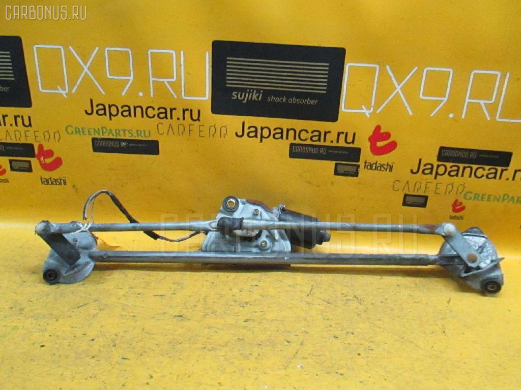 Мотор привода дворников TOYOTA BB NCP31 Фото 1