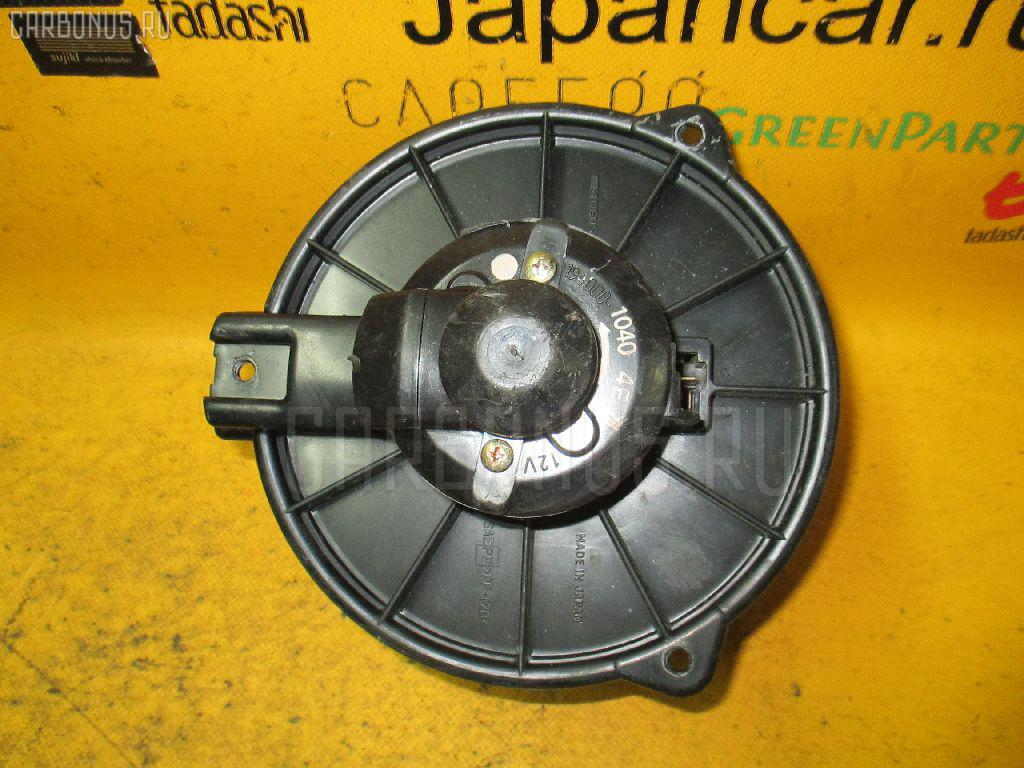 Мотор печки TOYOTA CALDINA AT211G. Фото 5