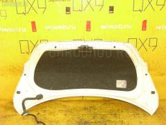 Крышка багажника TOYOTA MARK X GRX120 Фото 2