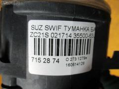 Туманка бамперная Suzuki Swift ZC21S Фото 3