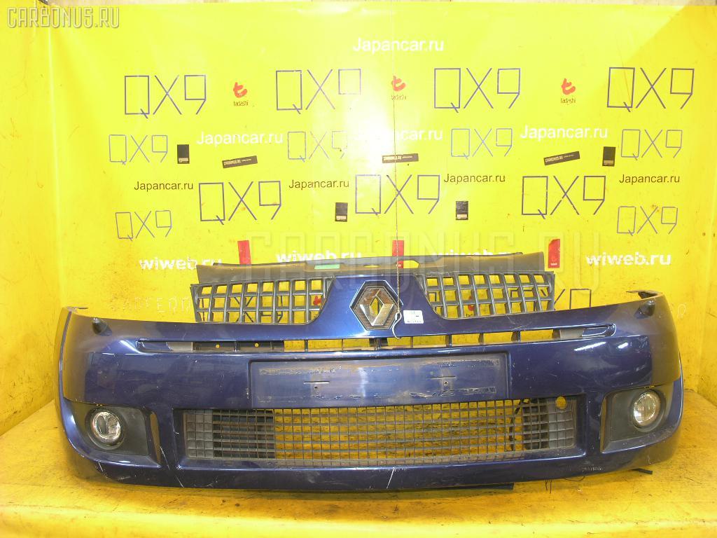 Бампер RENAULT CLIO II FCB1N Фото 1