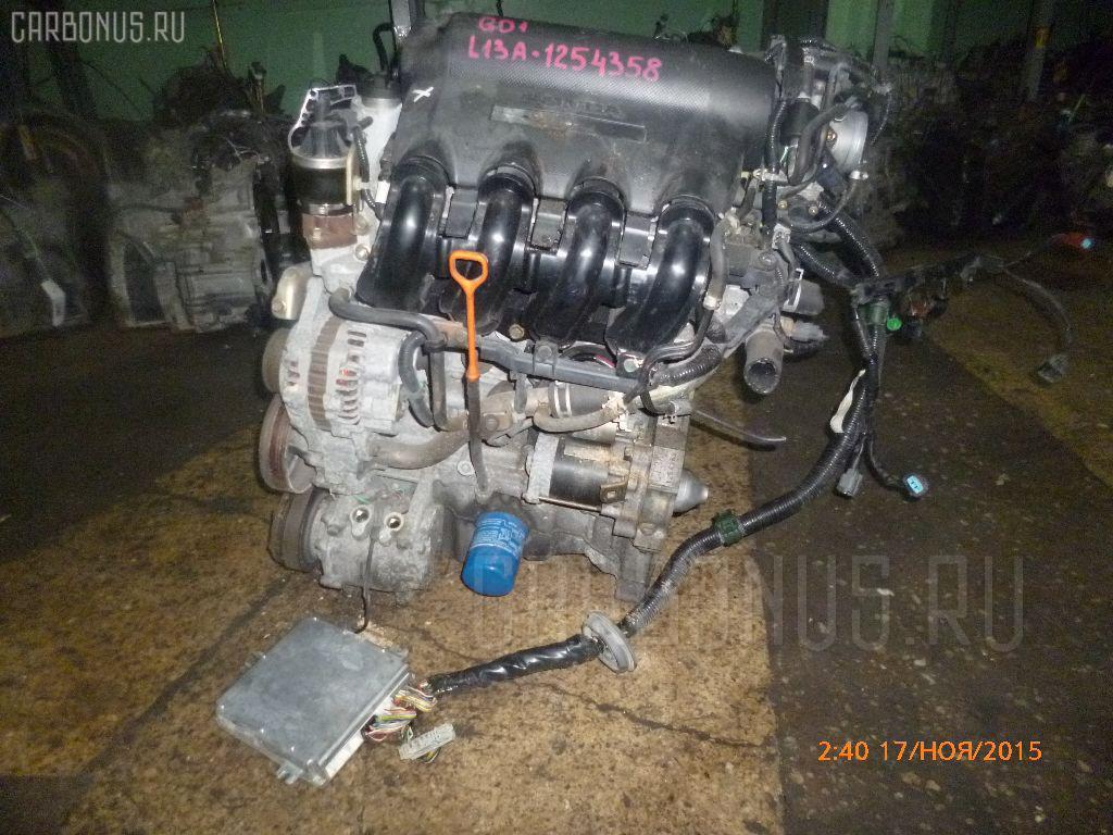 Двигатель HONDA FIT GD1 L13A Фото 14