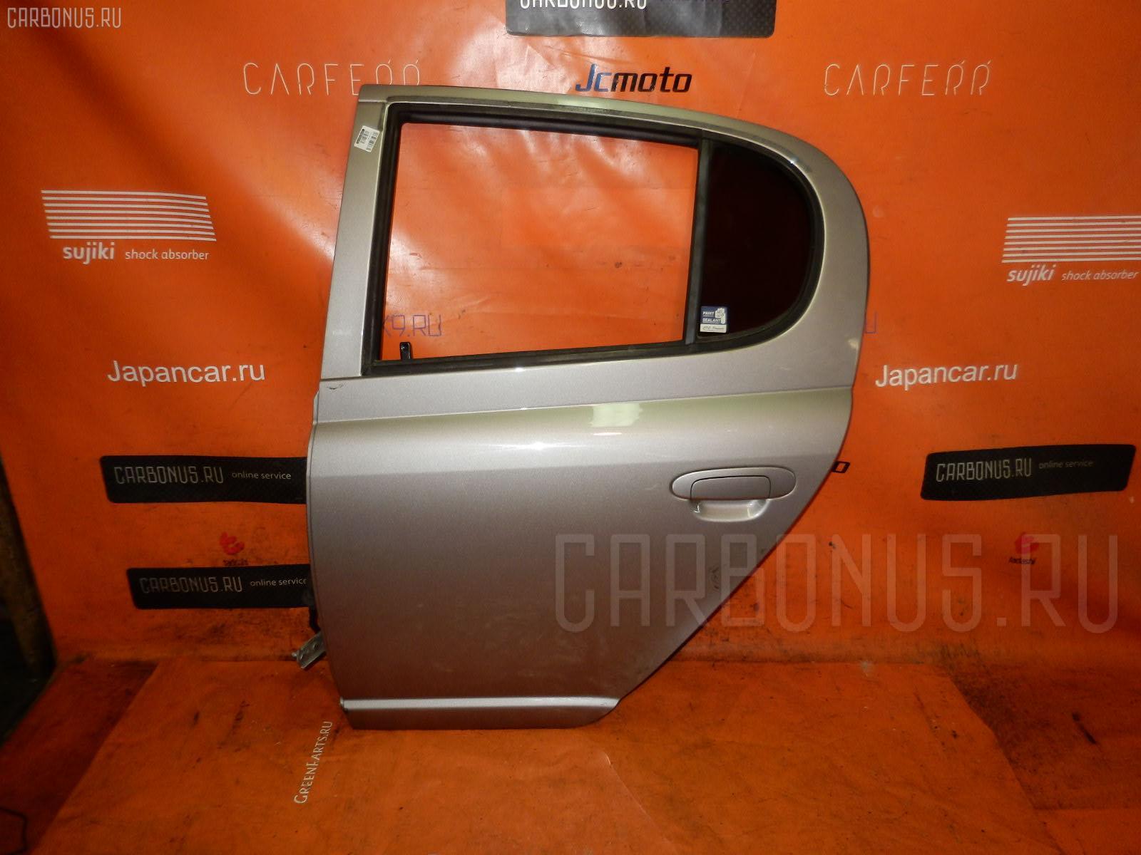 Дверь боковая TOYOTA VITZ NCP10. Фото 6