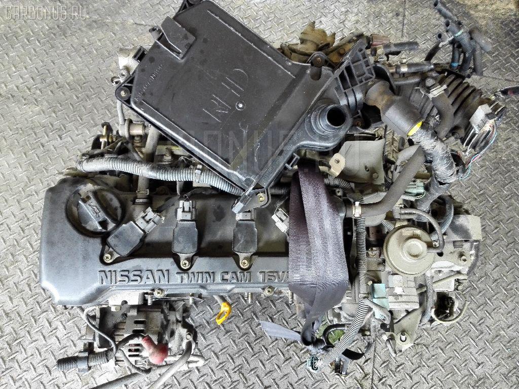 Двигатель NISSAN BLUEBIRD SYLPHY FG10 QG15DE Фото 3