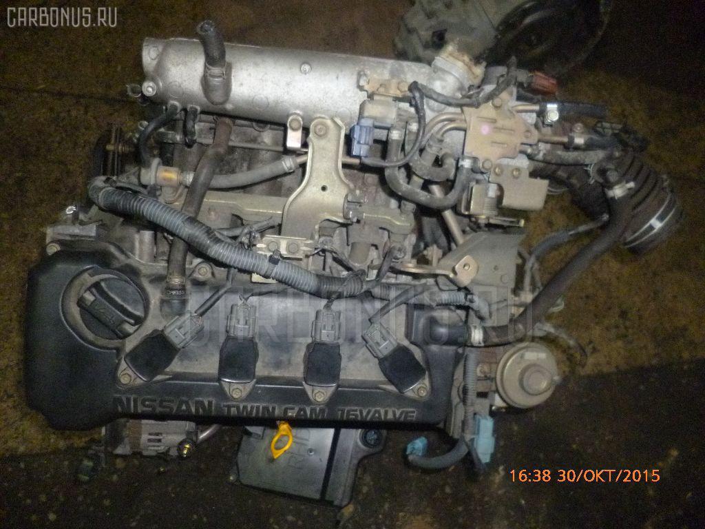 Двигатель NISSAN BLUEBIRD SYLPHY FG10 QG15DE Фото 18