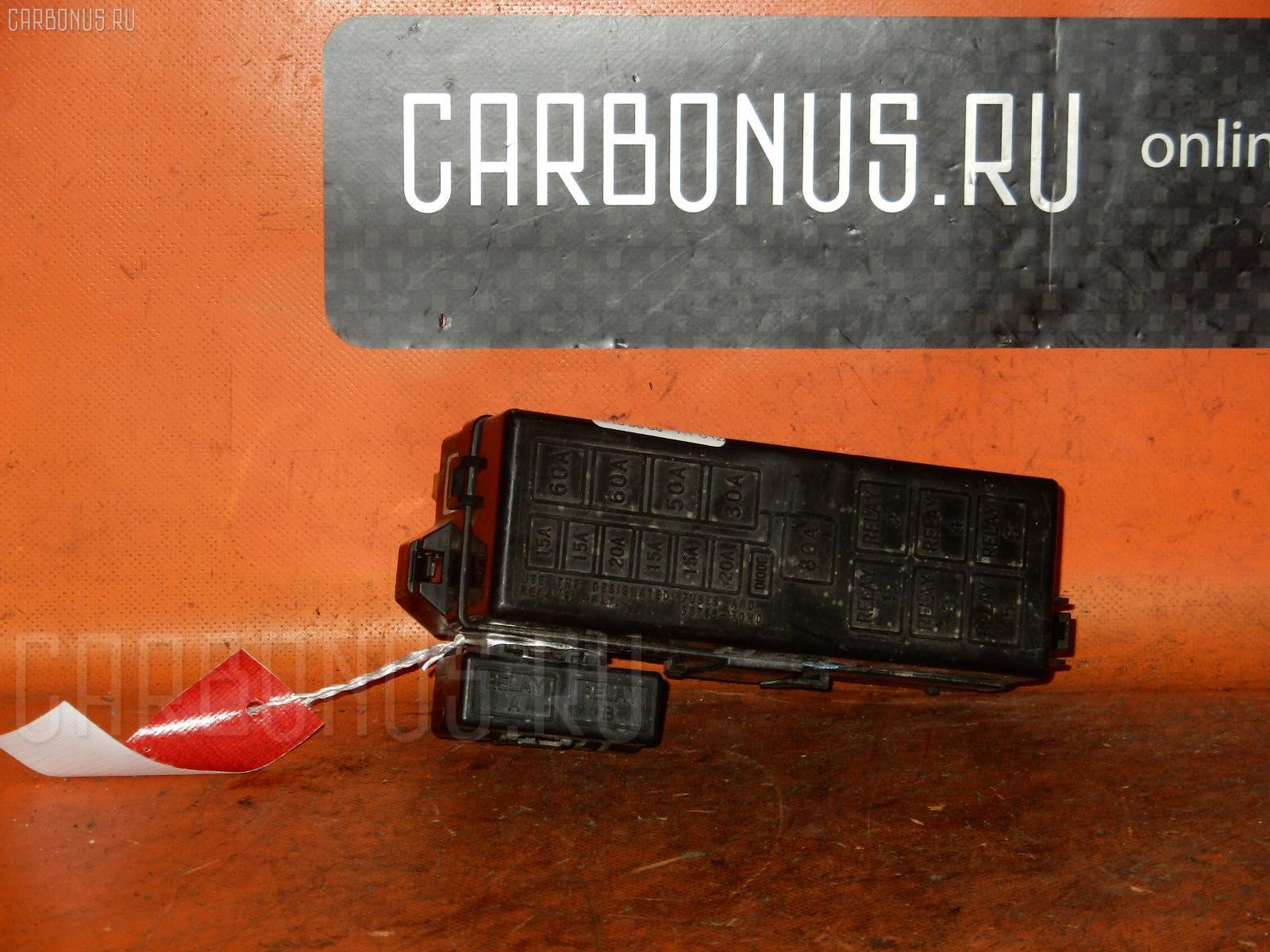 Блок предохранителей SUZUKI CHEVROLET CRUISE HR52S M13A Фото 1