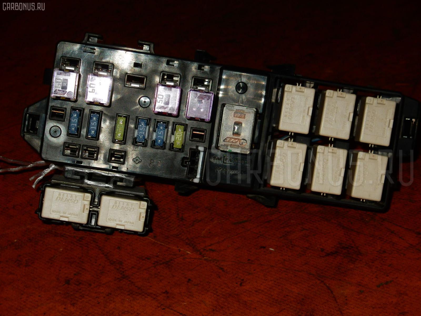 Блок предохранителей SUZUKI CHEVROLET CRUISE HR52S M13A Фото 2