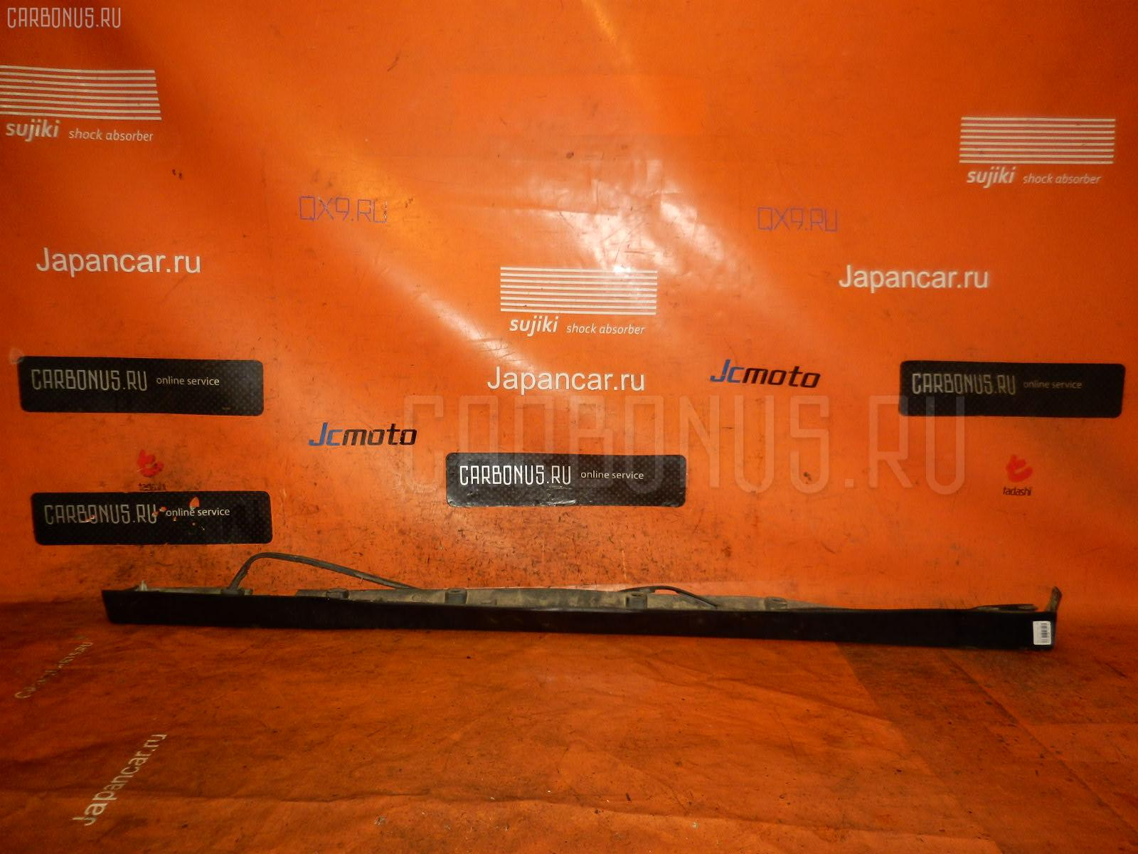 Порог кузова пластиковый ( обвес ) SUZUKI WAGON R MA63S Фото 2