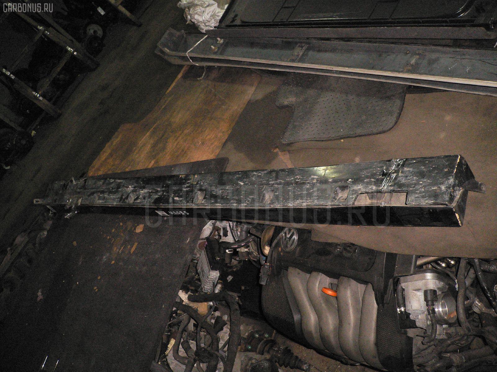 Порог кузова пластиковый ( обвес ) SUZUKI WAGON R MA63S Фото 1