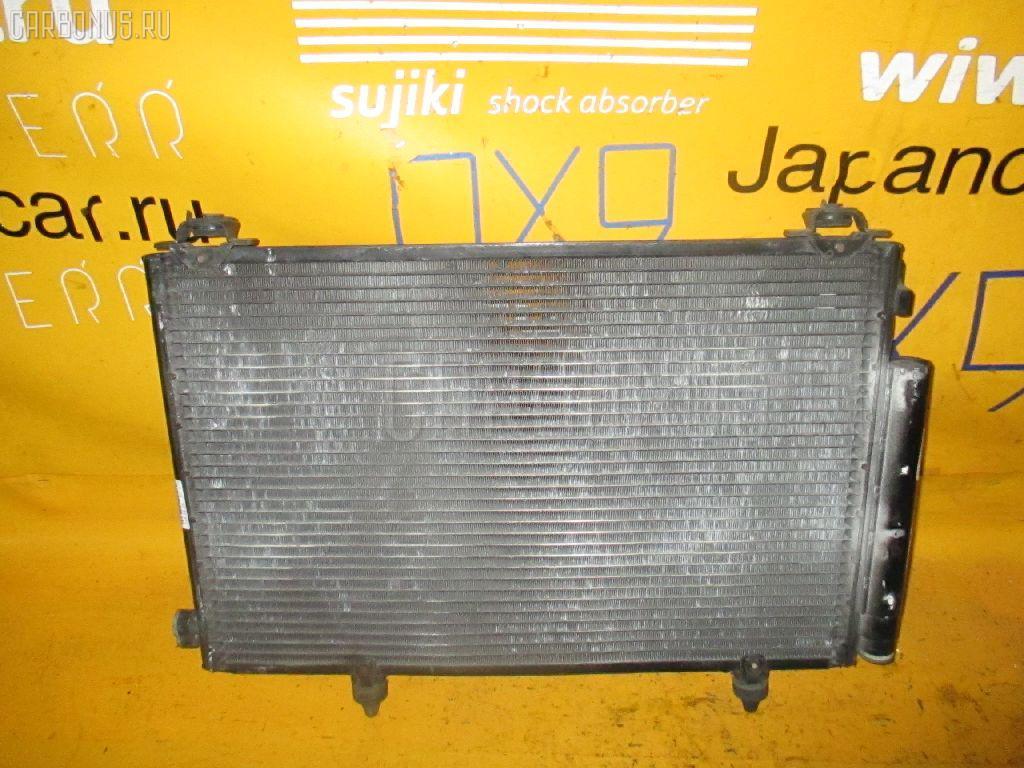 Радиатор кондиционера TOYOTA VITZ NCP10 2NZ-FE. Фото 8