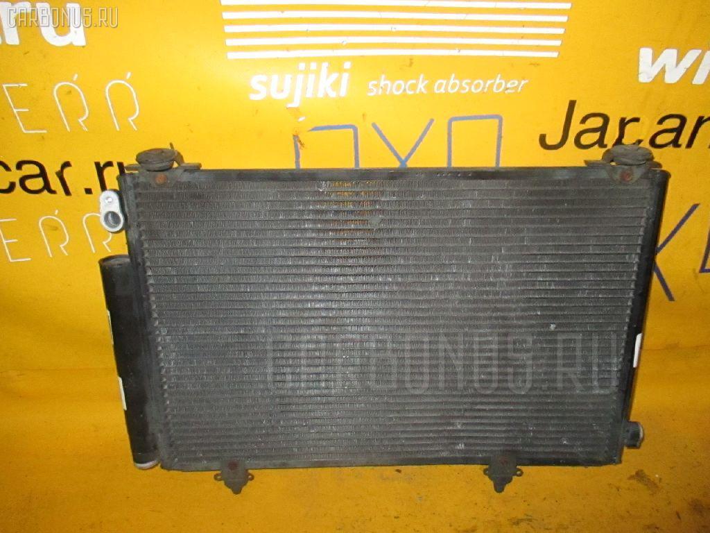 Радиатор кондиционера TOYOTA VITZ NCP10 2NZ-FE. Фото 9