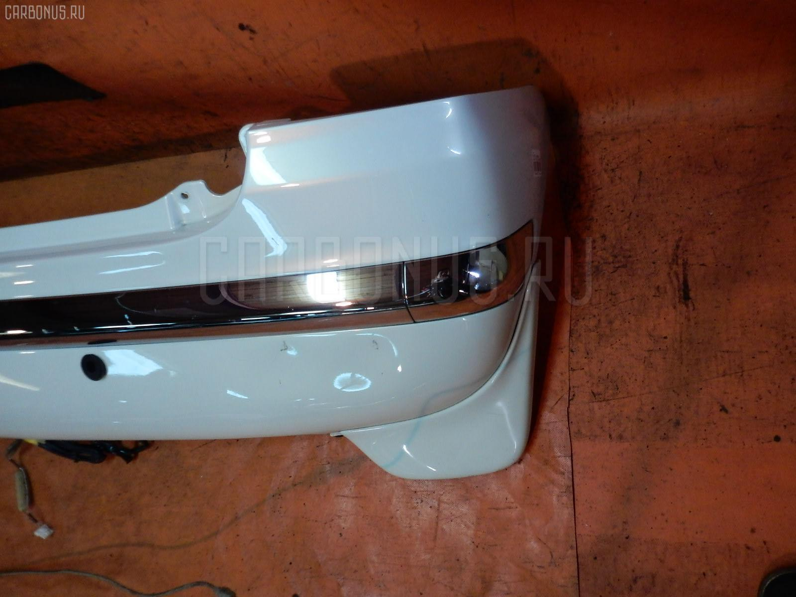 Бампер DAIHATSU OPTI L800S Фото 2