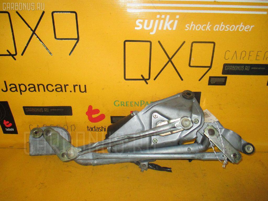 Мотор привода дворников TOYOTA NADIA SXN10. Фото 9
