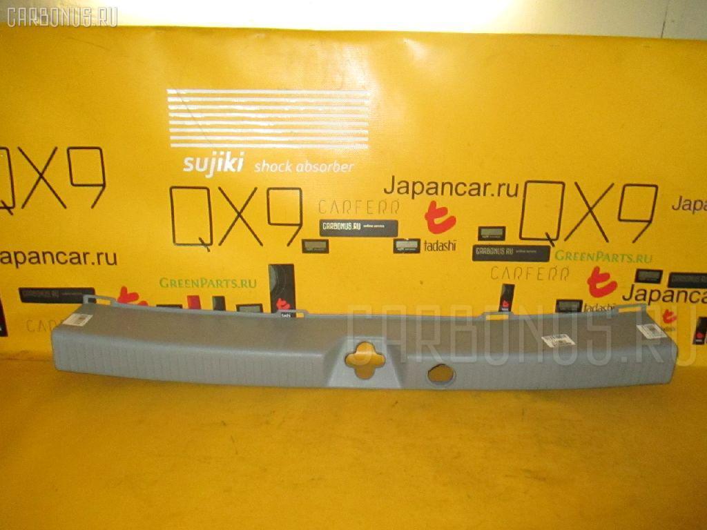 Обшивка багажника TOYOTA NADIA SXN10 Фото 1