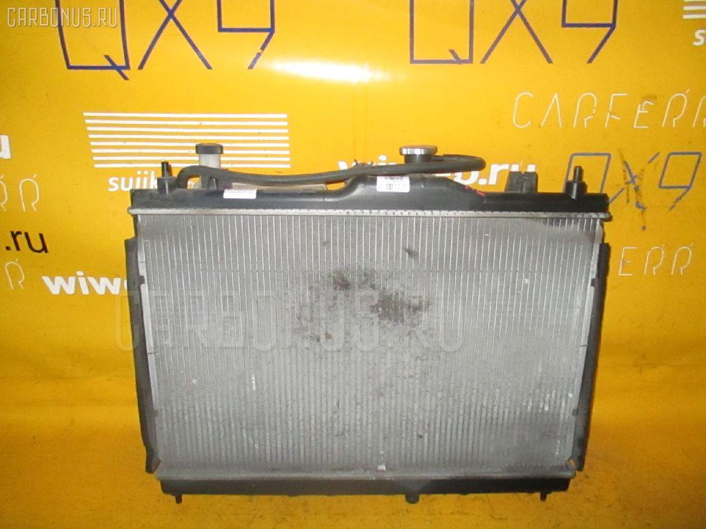 Радиатор ДВС NISSAN WINGROAD Y12 HR15DE. Фото 5