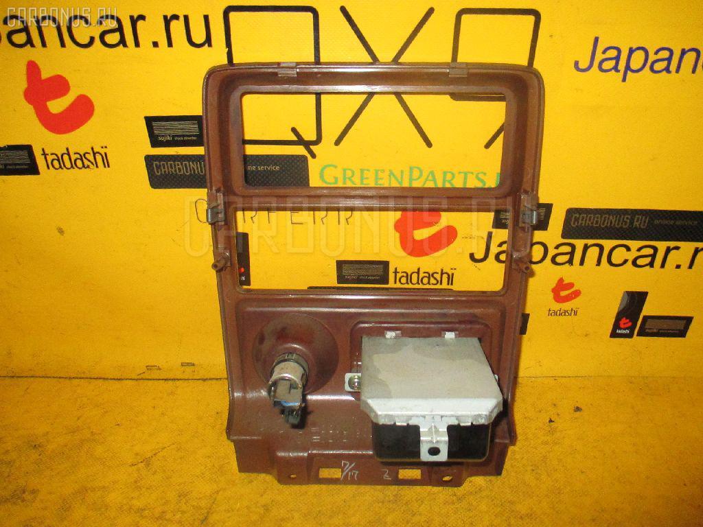 Консоль магнитофона MAZDA DEMIO DW3W. Фото 5