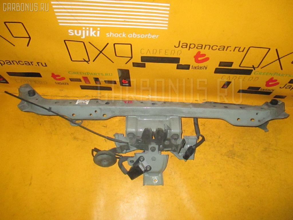 Планка телевизора Nissan Wingroad Y12 HR15DE Фото 1