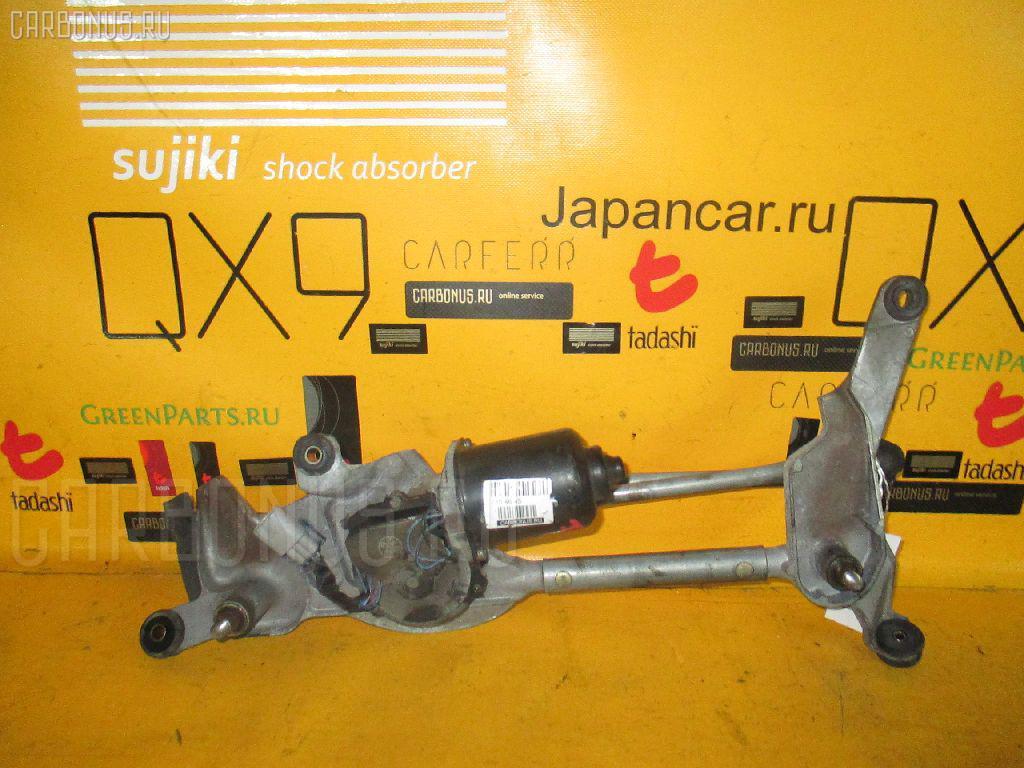 Мотор привода дворников TOYOTA ESTIMA ACR30W. Фото 1